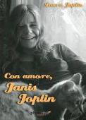 Copertina Con amore Janis Joplin