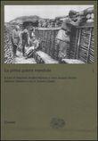 Copertina La prima guerra mondiale vol.1
