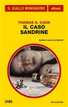 Copertina Il caso Sandrine