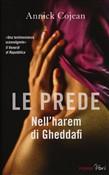 Copertina Le prede nell'harem di Gheddafi