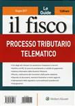 Copertina Il processo tributario telematico