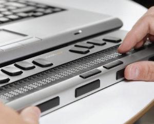 Barra braille