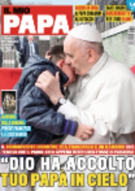 Copertina Il mio Papa 17