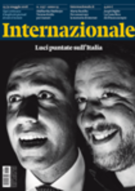 Copertina Internazionale 1257
