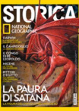 Copertina Storica Maggio 2018