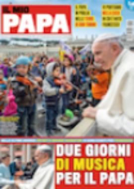 Copertina Il mio Papa 18