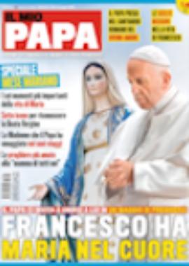 Copertina Il mio Papa 20