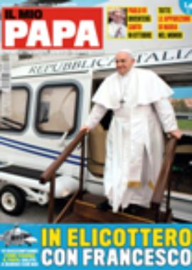 Copertina Il mio Papa 22