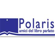 """Logo """"Polaris"""" amici del Libro Parlato"""