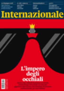 Copertina Internazionale 1261