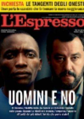 Copertina Espresso 25