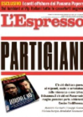 Copertina Espresso 26