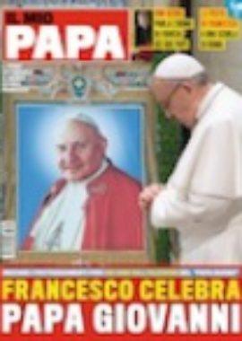 Copertina Il mio Papa 23