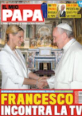 Copertina Il Mio Papa 25