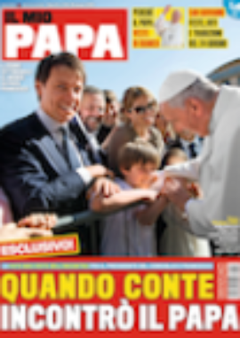 Copertina Il mio papa 26