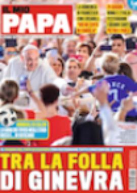 Copertina Il mio Papa 27