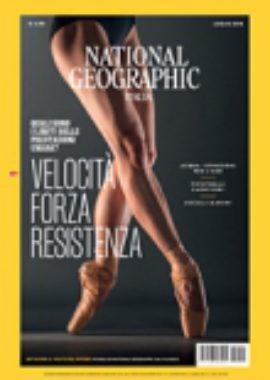 Copertina National Geographic Luglio 2018