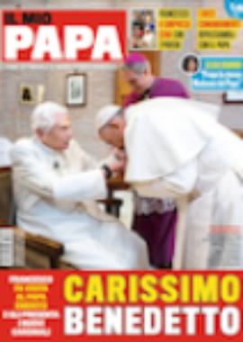 Copertina Il mio Papa 28