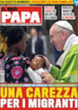 Copertina Il mio Papa 29