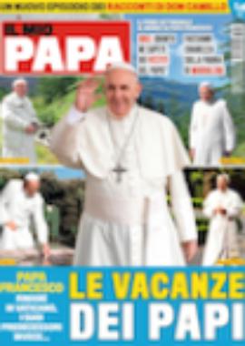 Copertina Il mio Papa 30-2018