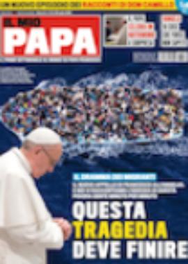 Copertina Il mio Papa 31-2018
