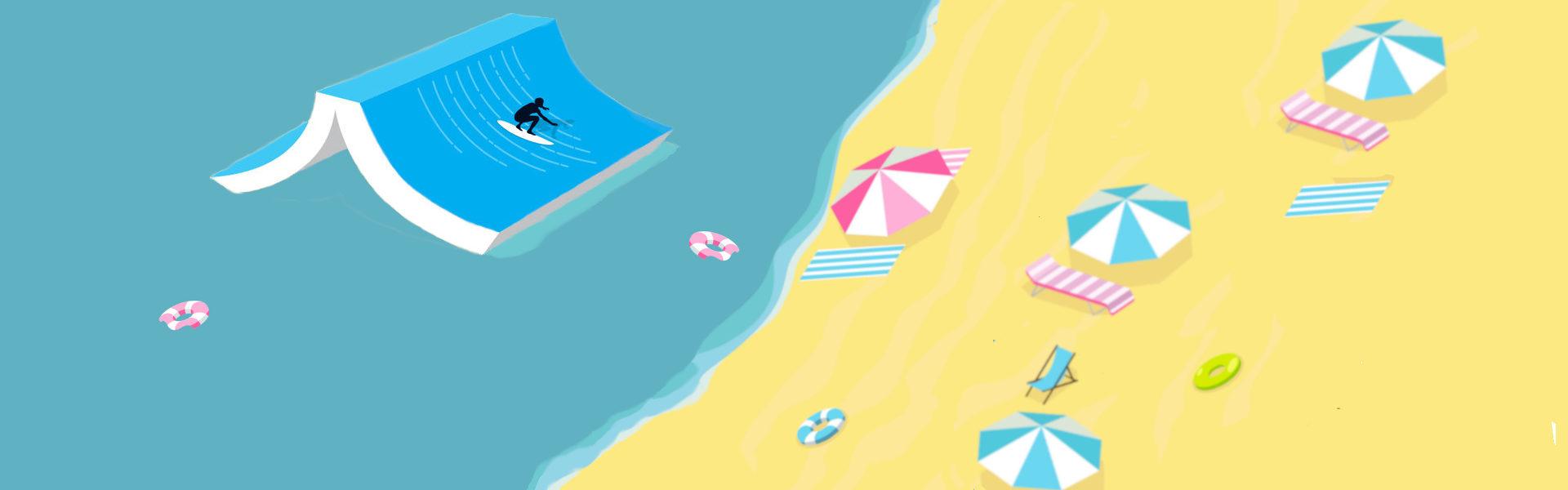 Letture sotto l'ombrellone