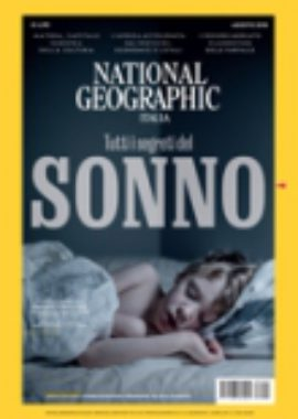 Copertina National Geographic Agosto 2018