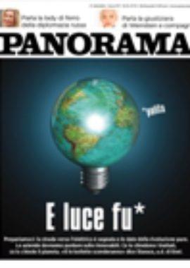 Copertina Panorama 41-2018
