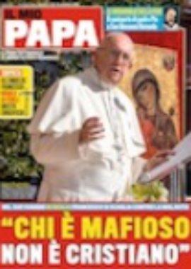 Copertina Il mio papa 39-2018