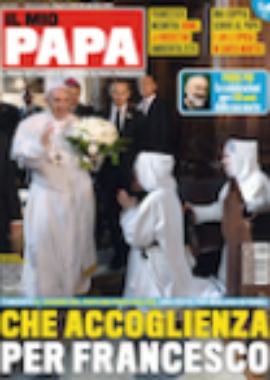 Copertina Il mio papa 40-2018