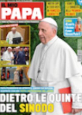 Copertina Il mio Papa 42-2018