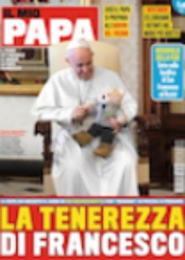 Copertina Il mio Papa 44-2018
