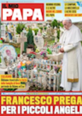 Copertina Il mio Papa 46-2018