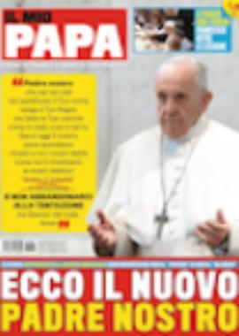 Copertina Il mio papa 48-2018