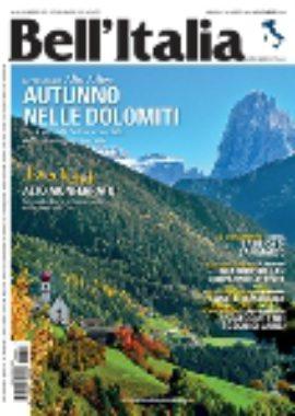 Copertina Bell'Italia Novembre 2018