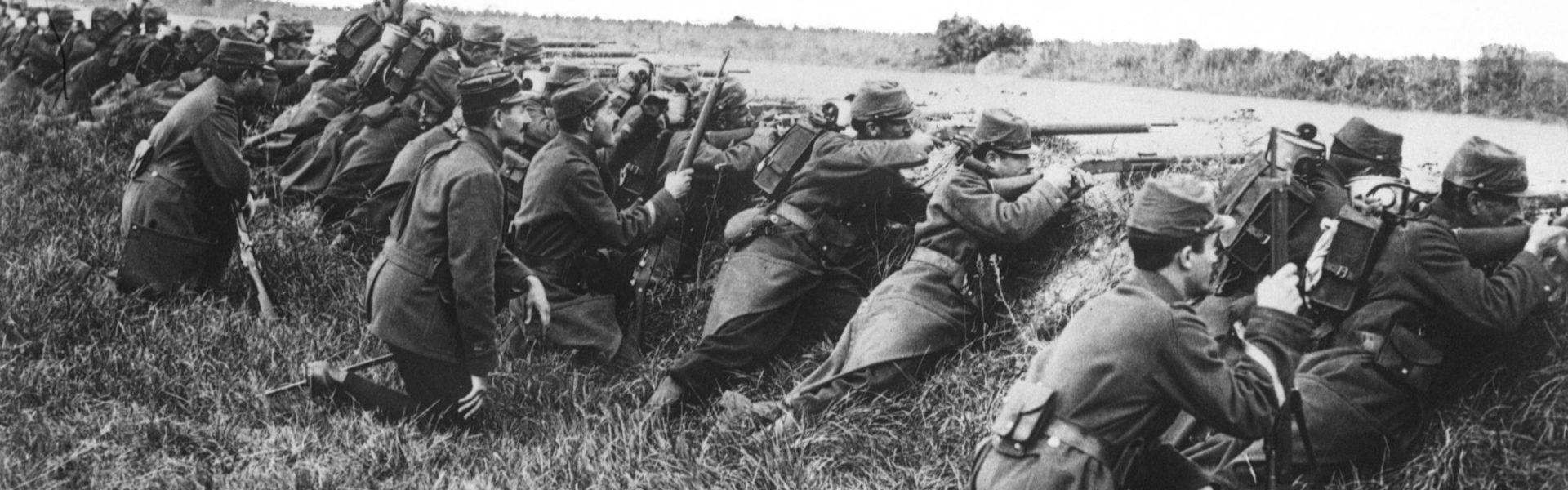 Centenario della fine della Prima Guerra Mondiale