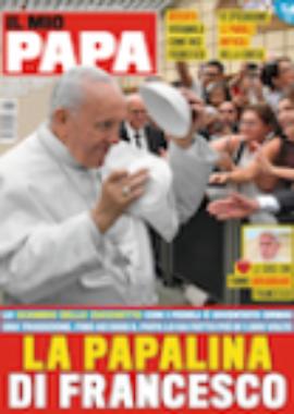 Copertina Il mio Papa 49-2018
