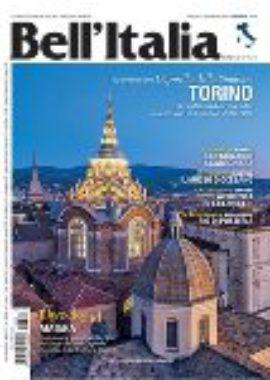 Copertina Bell'Italia Dicembre 2018