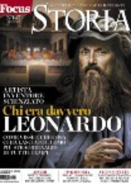 Copertina Focus Storia Gennaio 2019