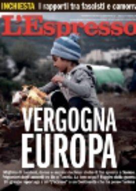 Copertina Espresso 4-2019