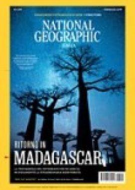 Copertina dell'audiolibro National Geographic Febbraio 2019