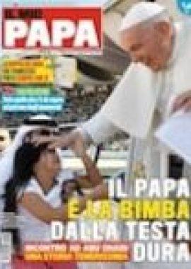 Copertina Il mio Papa 8-2019