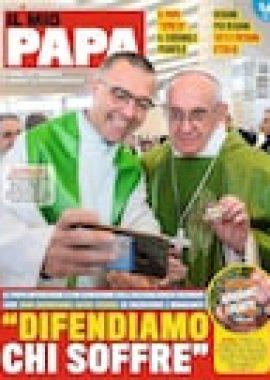 Copertina Il mio papa 9-2019