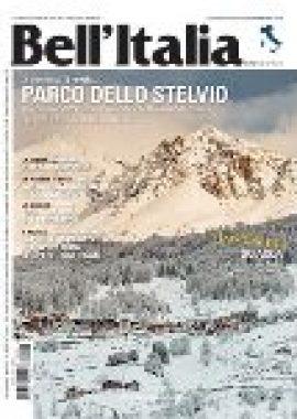 Copertina Bell'Italia Febbraio 2019