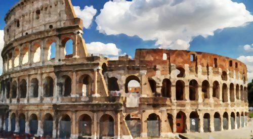 Audiolibri ambientati a Roma