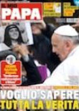 Copertina Il mio Papa 11-2019