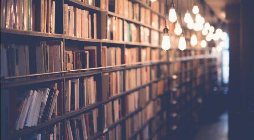 Libri che parlano di libri