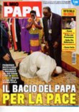 Copertina Il mio papa 17-2019