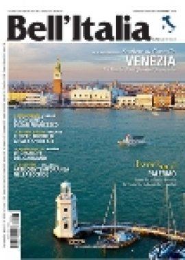 Copertina Bell'Italia Aprile 2019