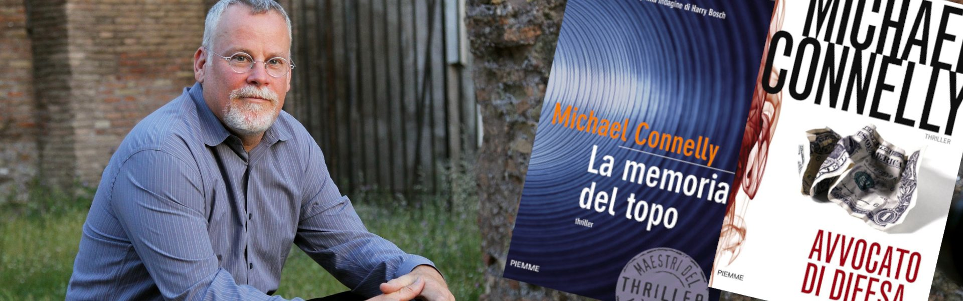 Gli audiolibri di Michael Connelly